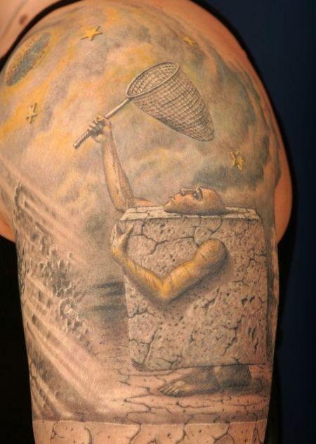 Фотографии татуировок (18)