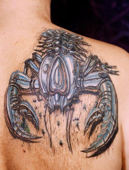 На спине фото татуировок татуировки