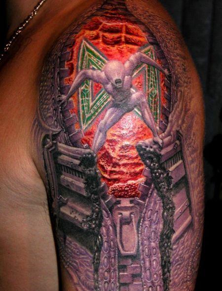 Фотографии татуировок (13)