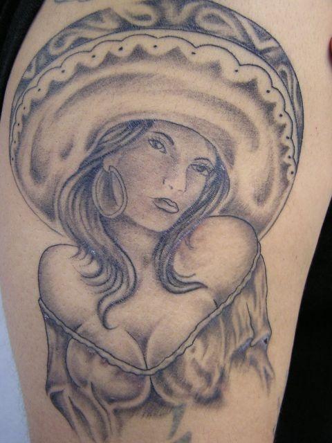 татуировки девушек на руке