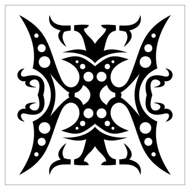 эскизы тату черно-белые (6)