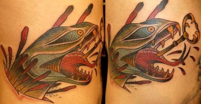 Татуировки мужчин (12)