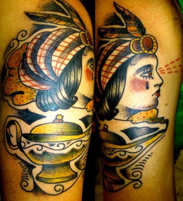 Татуировки мужчин (8)