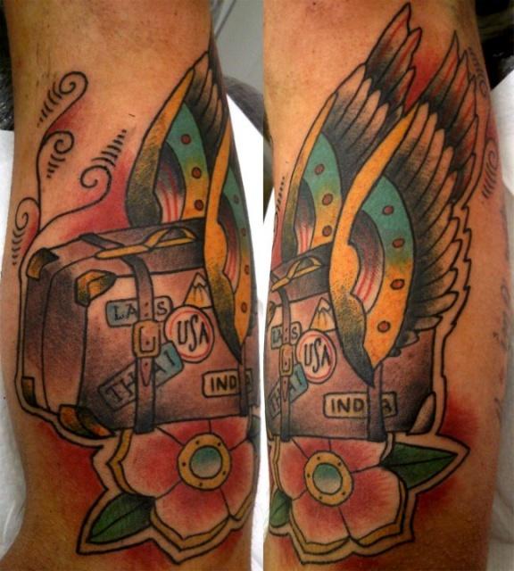 Татуировки мужчин (7)
