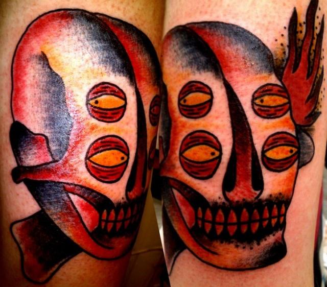 Татуировки мужчин (4)