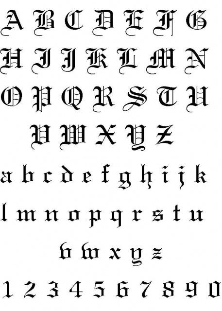 татуировки иероглифы (15)