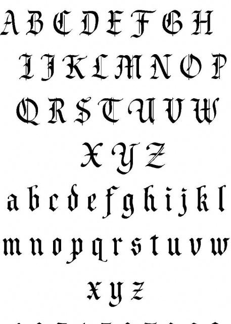 татуировки иероглифы (19)