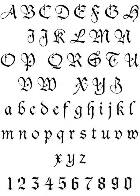 татуировки иероглифы (14)