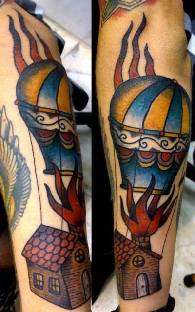 Татуировки мужчин (1)