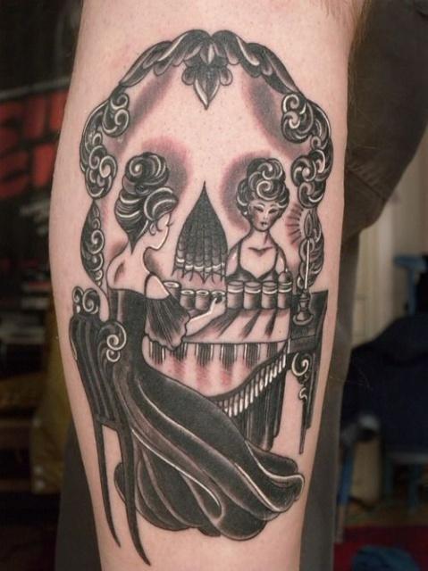 смешные татуировки (14)