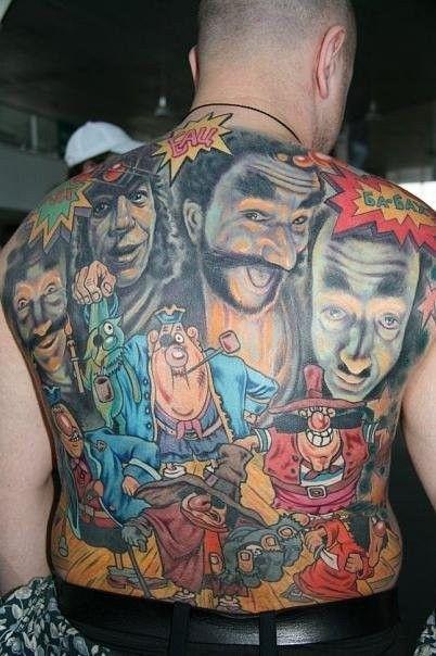 смешные татуировки (16)