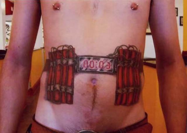 смешные татуировки (17)
