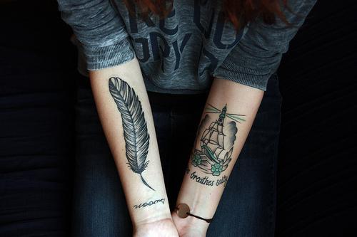 татуировки надписи (3)