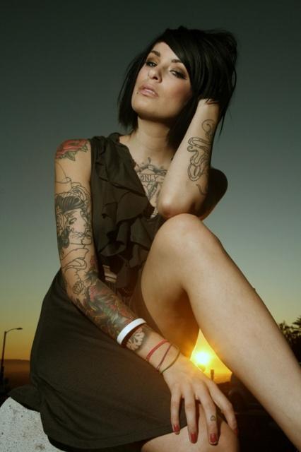 Женские татуировки (19)