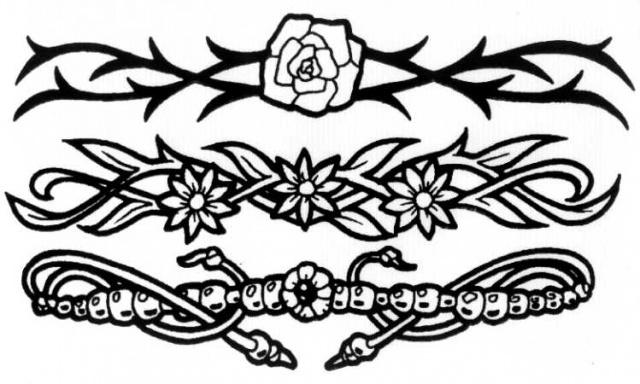 эскизы татуировок (5)