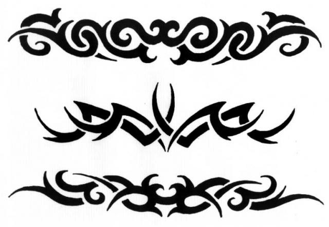 эскизы татуировок (9)