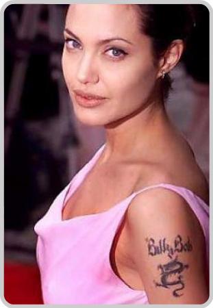 татуировки Анджелины Джоли (15)