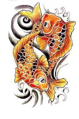 татуировки рыбы (22)