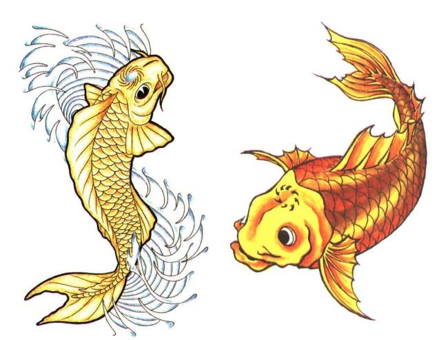 татуировки рыбы (19)