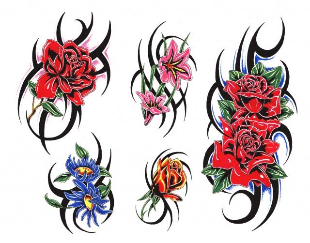 Эскизы татуировок (1)