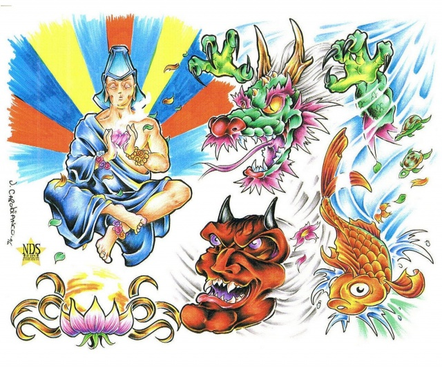 рисунки татуировок (21)