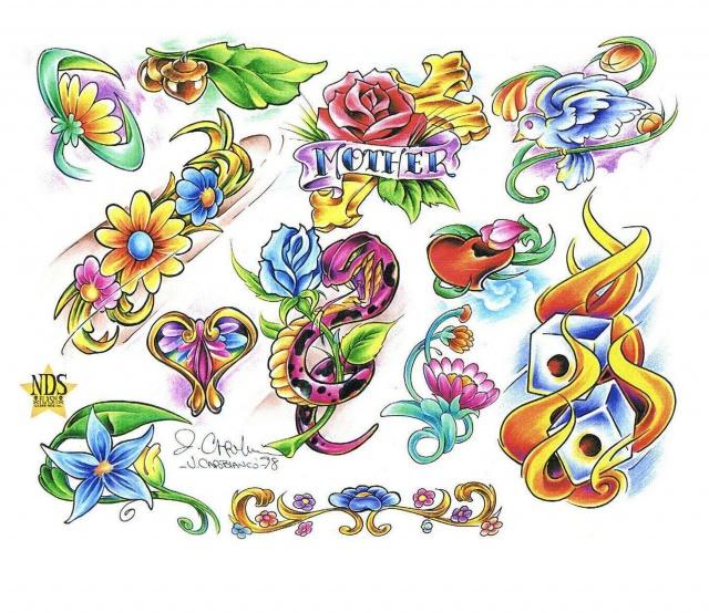 рисунки татуировок (13)