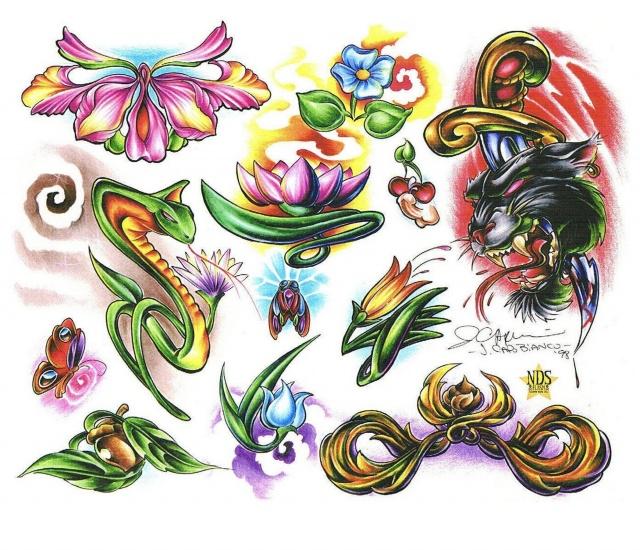 рисунки татуировок (12)