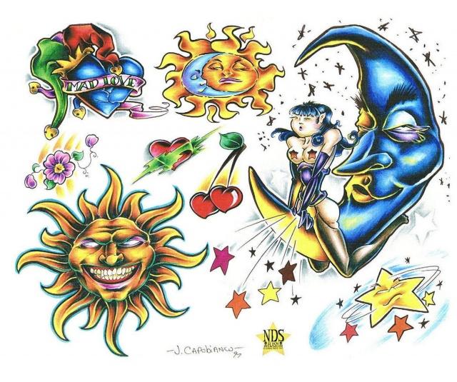 рисунки татуировок (10)
