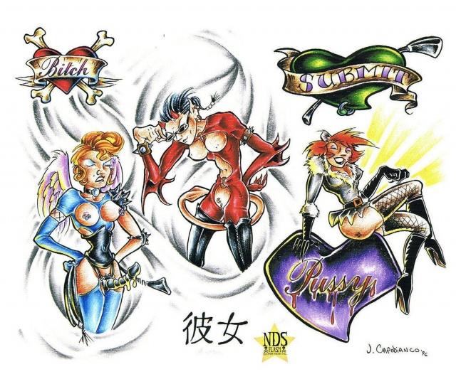 рисунки татуировок (9)