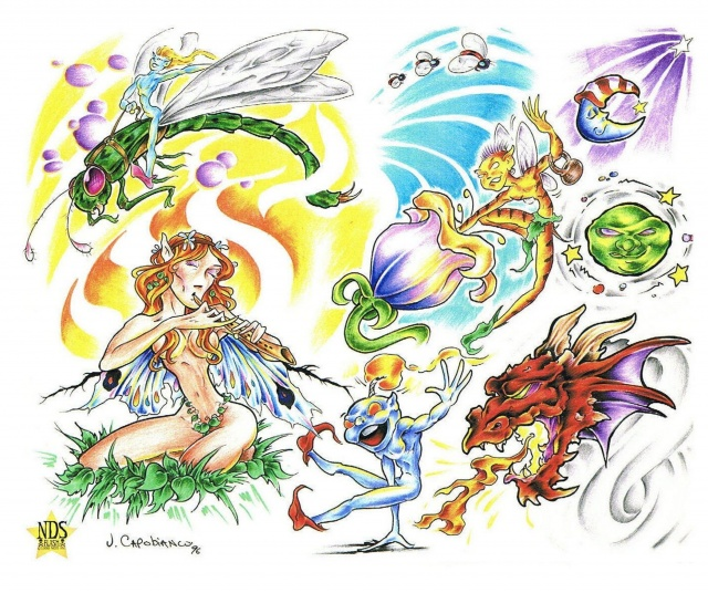 рисунки татуировок (20)