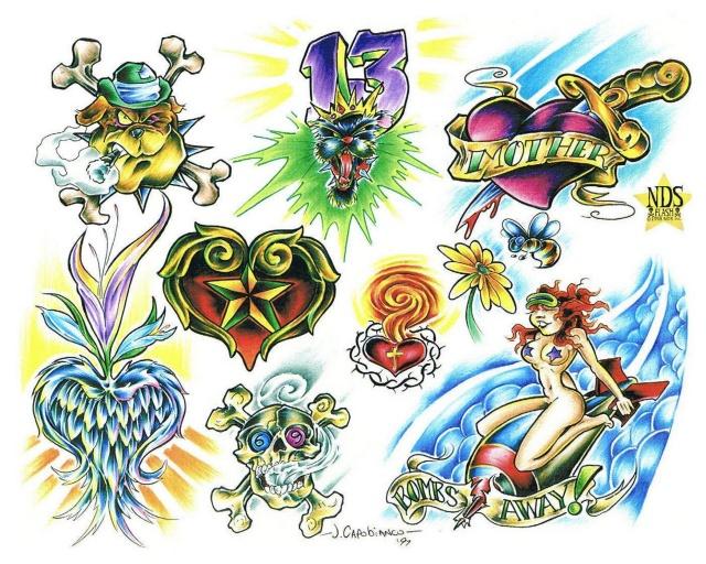 рисунки татуировок (5)