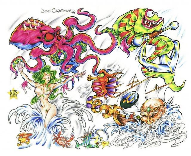 рисунки татуировок (19)