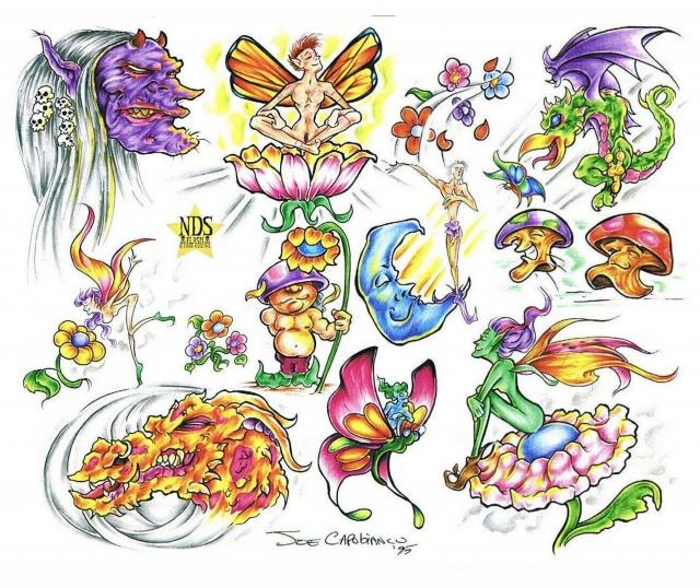 рисунки татуировок (17)