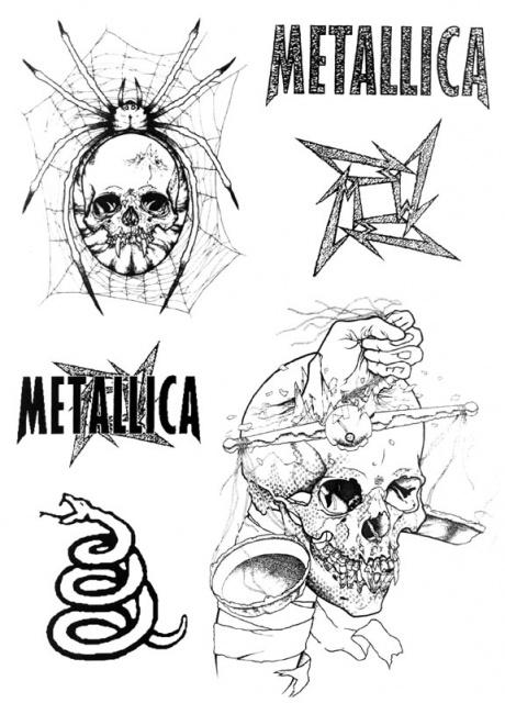 татуировки музыкальные (8)