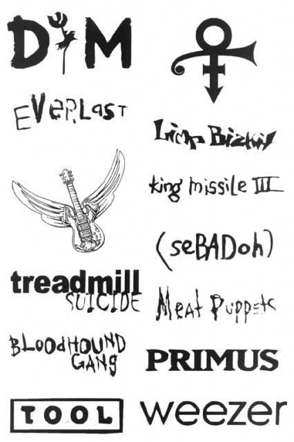 татуировки музыкальные (5)