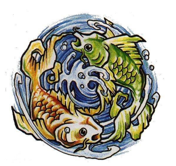 татуировки рыбы (17)