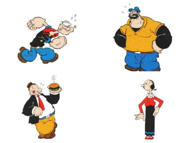 зскизы татуировок из мультфильмов (1)