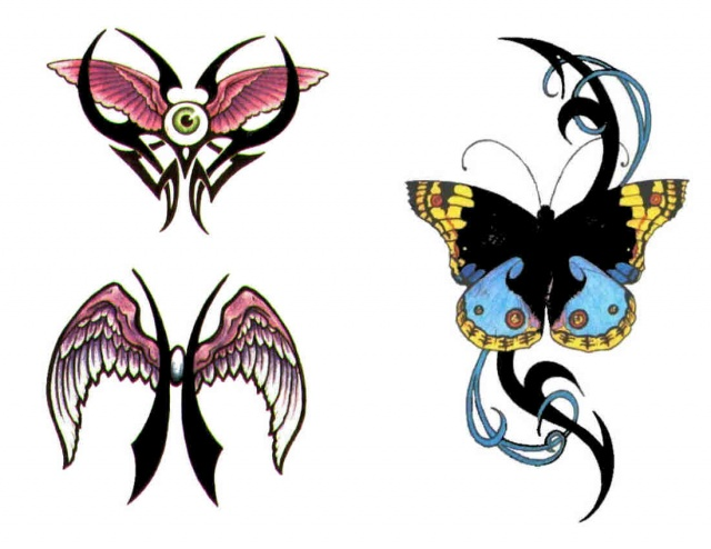 татуировки трайбл (17)