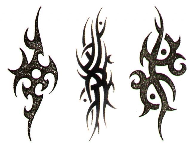 татуировки трайбл (15)