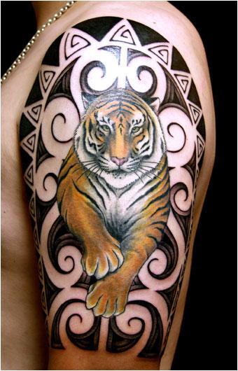 Фотографии татуировок на разных