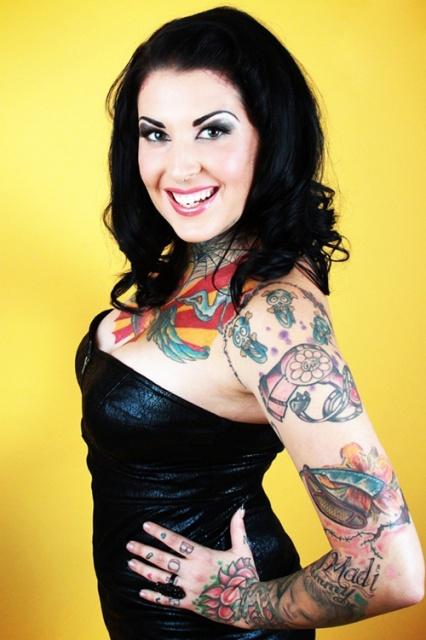 татуировки для девушек (7)