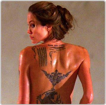 татуировки Анджелины Джоли (21)