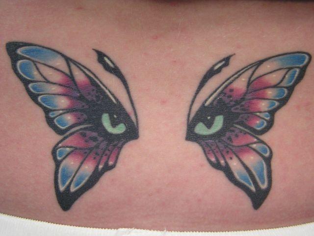 татуировки на спине (22)