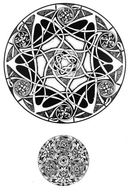 кельтские татуировки (20)