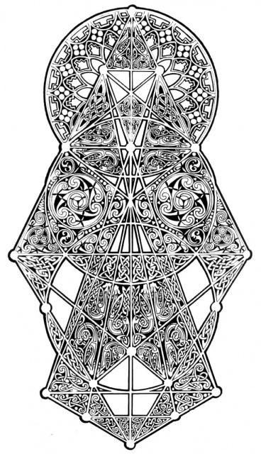 кельтские татуировки (19)