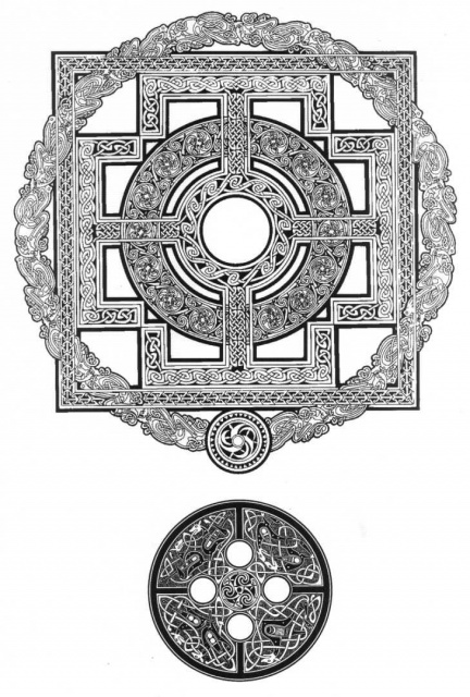 кельтские татуировки (17)