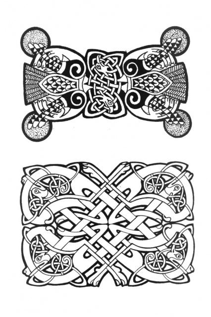 кельтские татуировки (15)