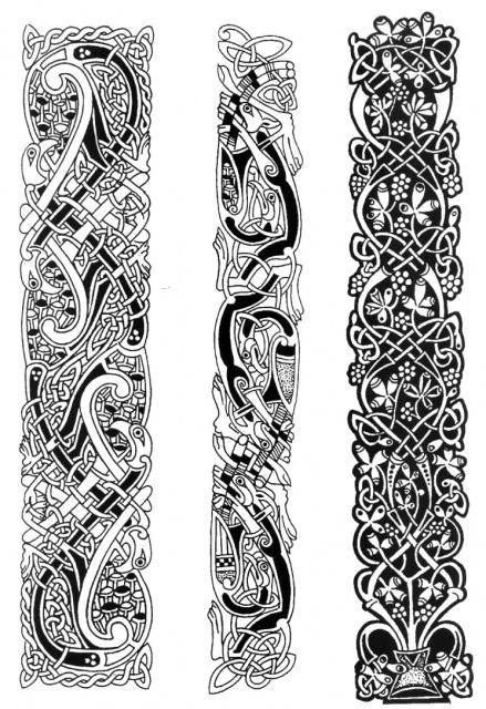 кельтские татуировки (14)
