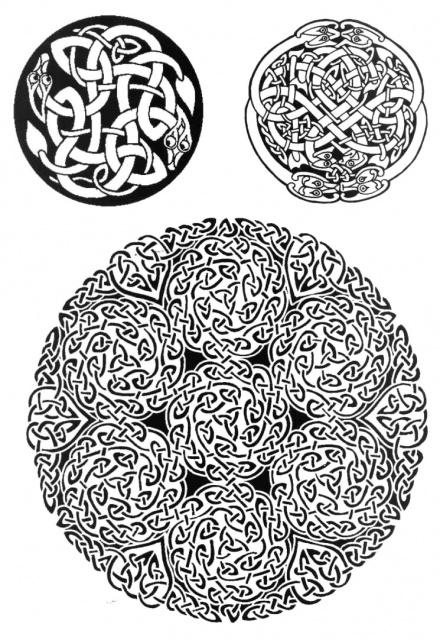 кельтские татуировки (13)