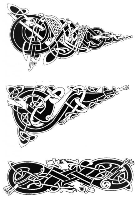 кельтские татуировки (10)